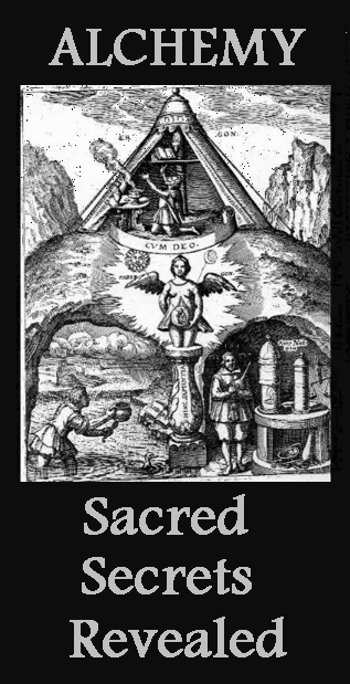 Sacred Secrets of Alchemy Revealed