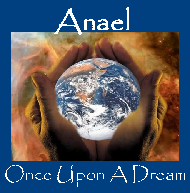 Anael New Age Music Hand Holding Earth