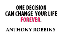 One Decision Can Change Your Life Forever. Save 30%!