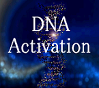 DNA Activation Dna Strands Cellular Structure