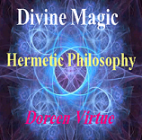 Doreen Virute - Cosmic Divine Magick Hermetic Philosophy