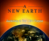 Eckhart Tolle Oprah Winfrey Web event - New earth awakning to your lifes purpose