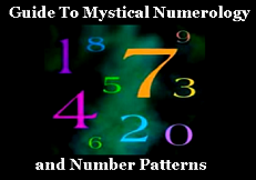 guide to number patterns in mystical numerology
