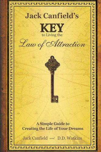 key to living the law of attraction book video cover