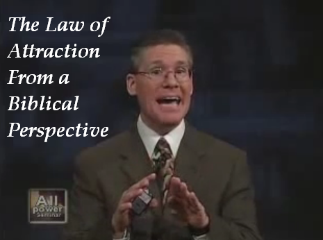 rich cavaness - law of attraction in the bible