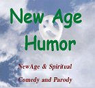 Funny New Age Clouds Spiritual Humor