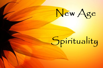 New Age Spirituality - Sunflower