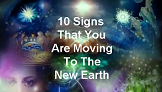 Moving to the New Earth