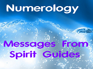 Numerology Messages From Spirit Guides