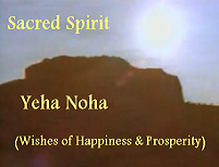 Yeha Noha Native American Song