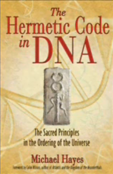 The hermetic Code in DNA Book Cover