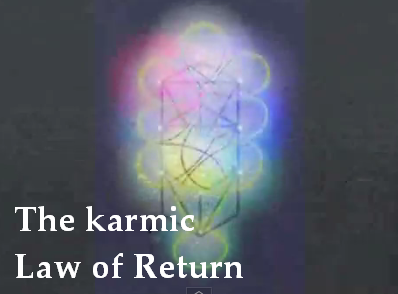 karmic law of return - humanity healing international video