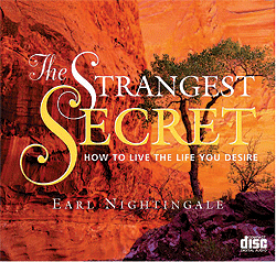 The Strangest Secret Cover