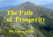 The Path Of Prosperity James Allen