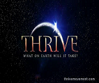 Thrive the movie cover blue light