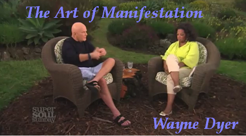 Wayne Dyer and Oprah Winfrey